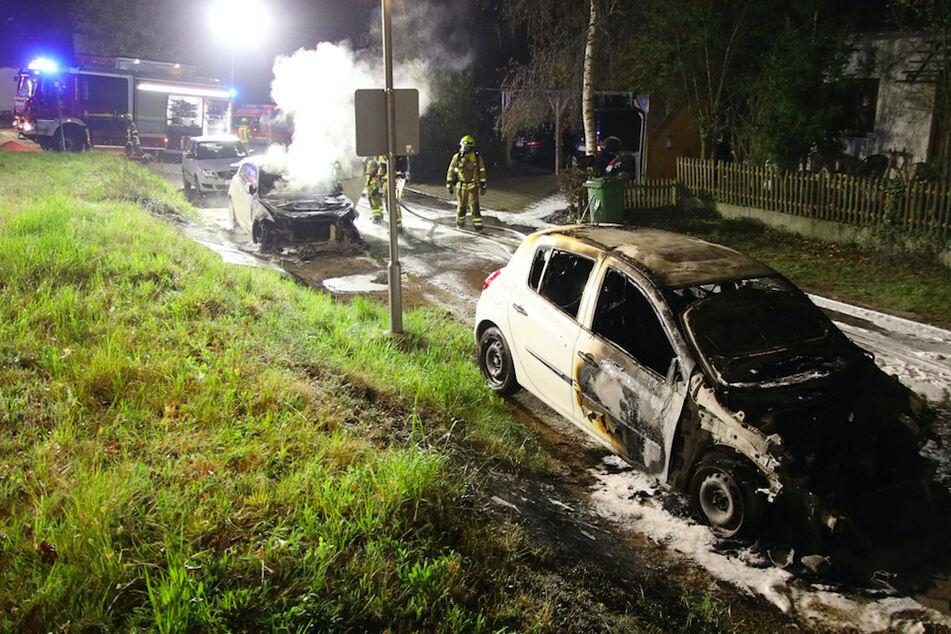 Feuerteufel unterwegs? Polizei ermittelt wegen Brandstiftung an Autos