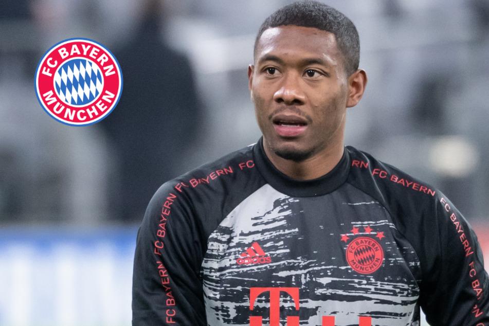 FC Bayern strauchelt: Das sagt David Alaba zur Lage und seinen Leistungen