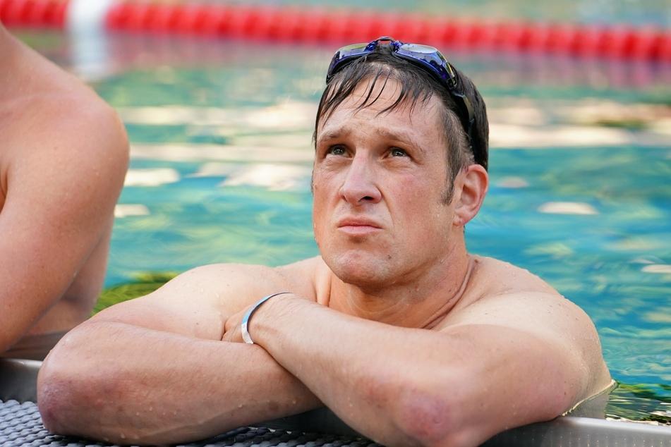 """Der ehemalige Gewichtheber Matthias Steiner (38) wird bei den """"RTL-Sommerspielen"""" schwimmen."""
