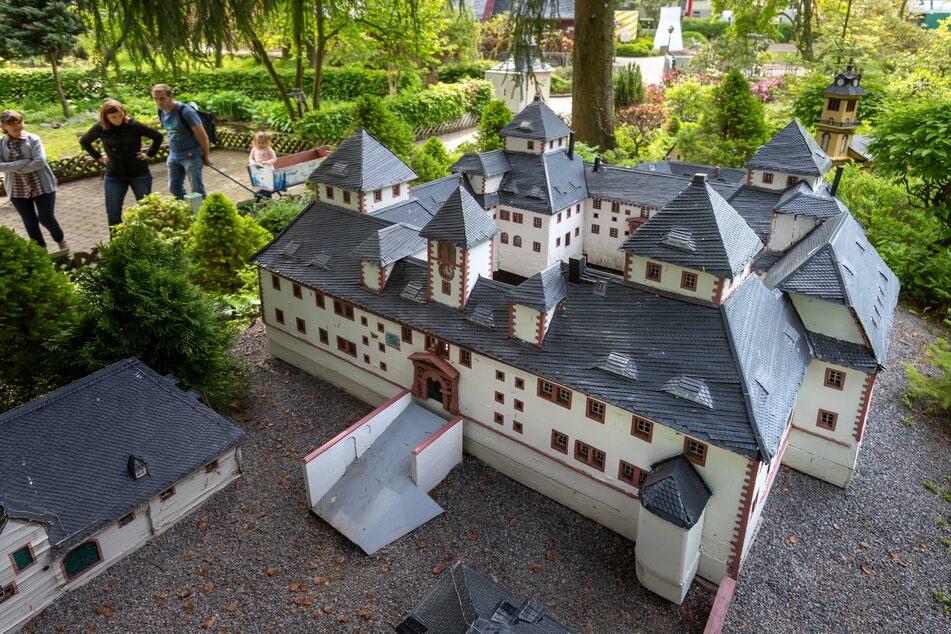 Auch Schloss Augustusburg gibt es im Klein-Erzgebirge zu sehen.