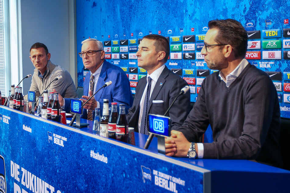 Wer wird in der kommenden Saison Hauptsponsor bei Hertha BSC?