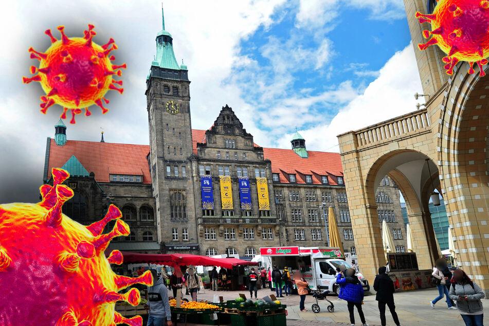 Die Delta-Variante des Coronavirus hat Chemnitz erreicht!