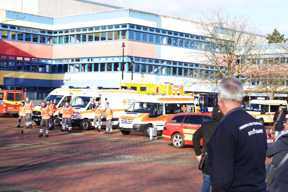 Stuttgart: Bombenentschärfung in Stuttgart: Evakuierung abgeschlossen