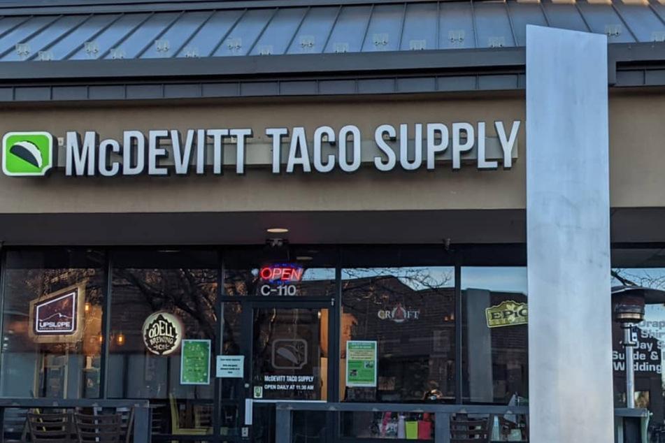 Supernatural sights: new monolith found outside Boulder taco shop