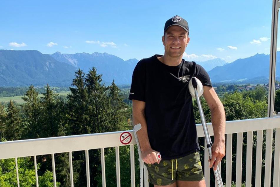 Sebastian Preuss: Bachelor-Basti bekommt verbotenen Besuch am Krankenbett