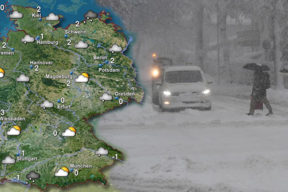 Winter legt mit eisiger Kälte und mehr Schnee noch einmal nach