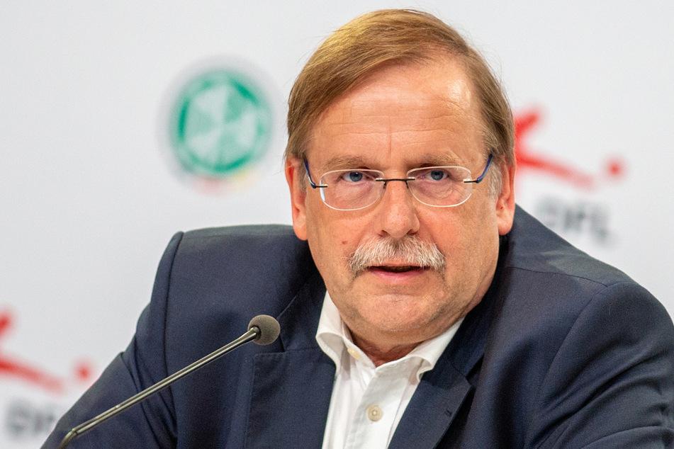 DFB-Vizepräsident Rainer Koch (61). (Archivbild)