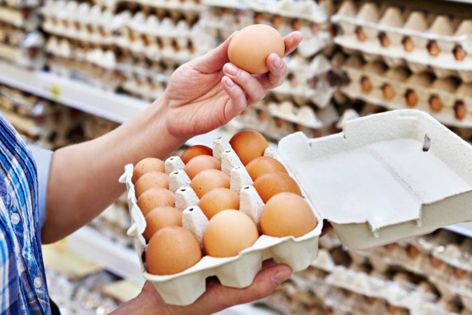 Rückrufaktion: Krebserregender Stoff in bestimmten Eiern gefunden!