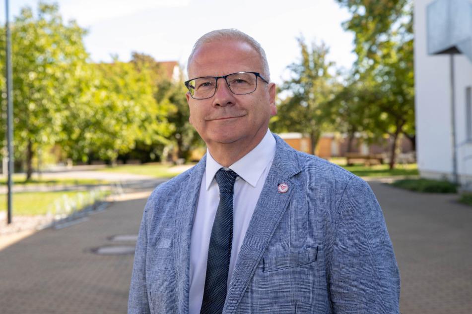 Torsten Ruban-Zeh (57) zieht für die SPD ins Hoyerswerdaer Rathaus ein.