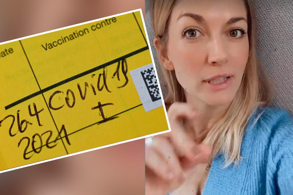 """Nina Bott deckt """"Schweinerei"""" auf: Promis mit gefälschten Impfausweisen unterwegs"""