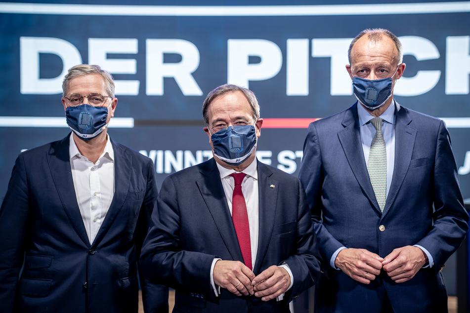 NRW-Innenminister Reul: Wahl von Merz zum CDU-Chef würde Grünen nutzen
