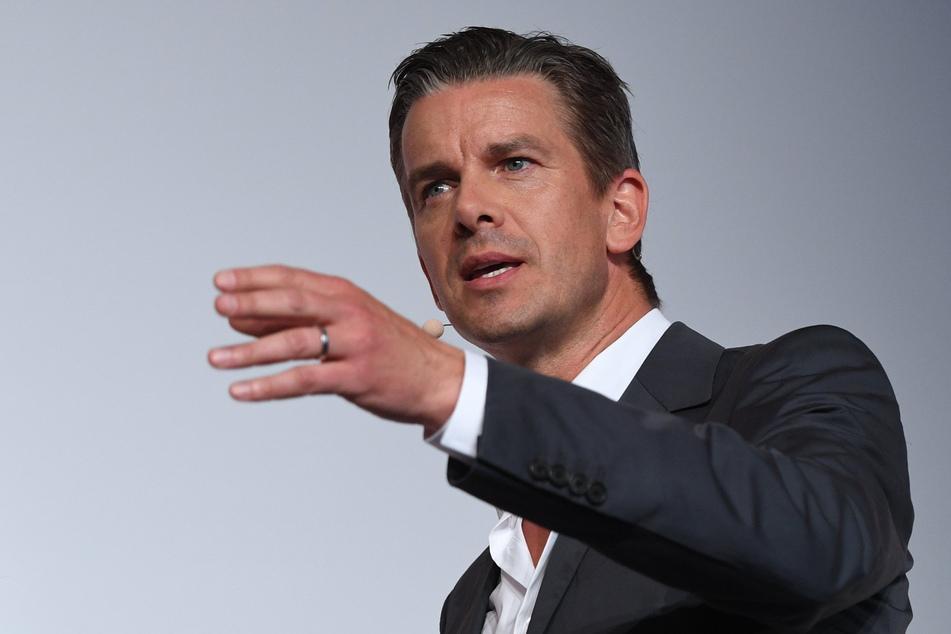 """Talkshow-Moderator Markus Lanz (52) findet sich selbst """"fürs Fernsehen völlig ungeeignet"""". (Archivfoto)"""