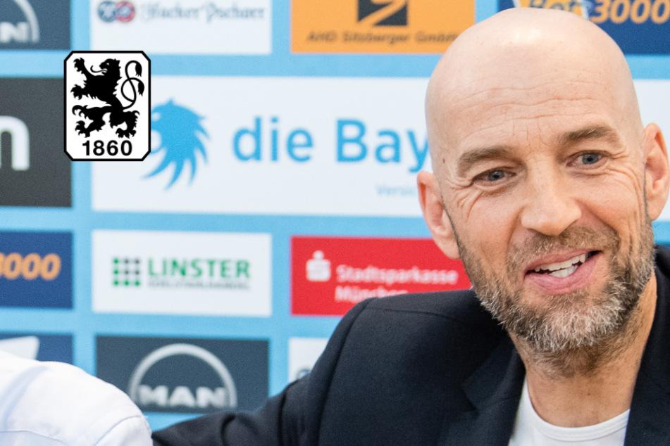 TSV 1860 München: Training wieder aufgenommen! Günther Gorenzel in der Sportarena