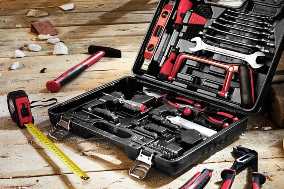 Diese Woche bei LIDL: 64-teiliger Werkzeugkoffer zum Mega-Preis!