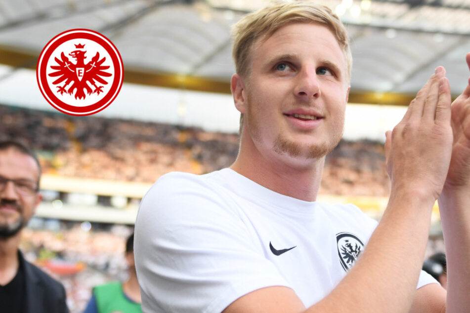 Gute News nach Hütter-Abgang: Hinteregger zurück im Eintracht-Training