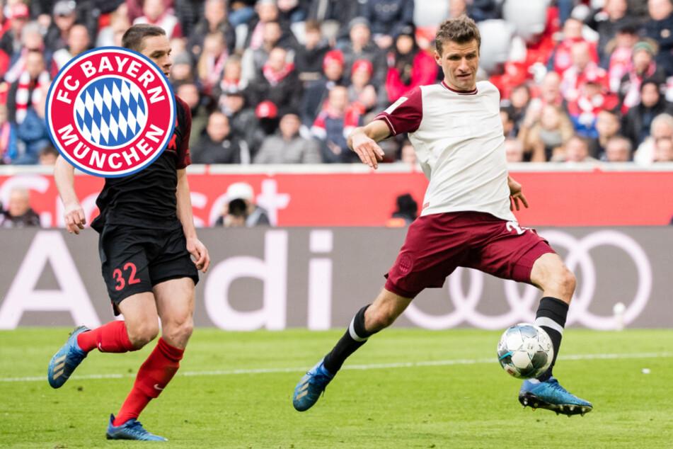 Geniestreich macht den Unterschied! FC Bayern müht sich gegen Augsburg zum Sieg