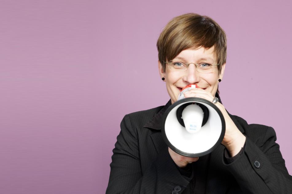 Eva Ullmann ist Humor-Expterin.