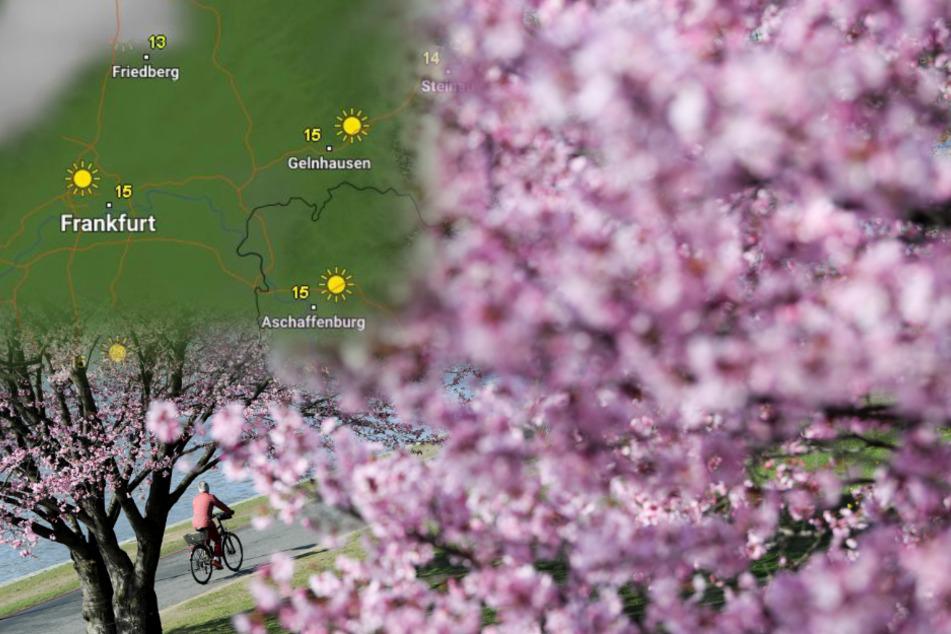 Hessen-Wetter: Das erwartet Euch in den kommenden Tagen