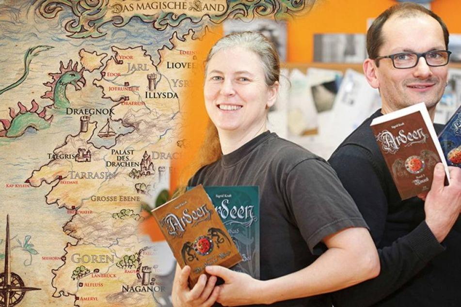 Top Ten! Dresdner Autorin stürmt die Amazon-Charts!
