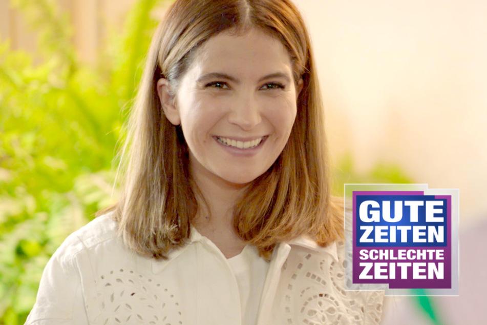 Mega-Comeback bei GZSZ: Das ist Lauras erste Szene!
