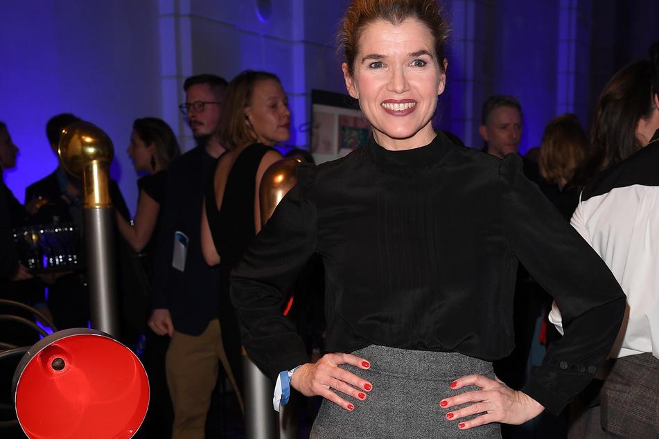 Anke Engelke (54) in ein Comedystar.