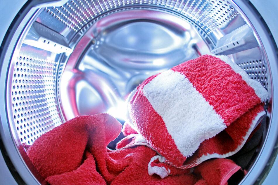 Die Waschmaschine stand in einem Gemeinschaftskeller (Symbolfoto).