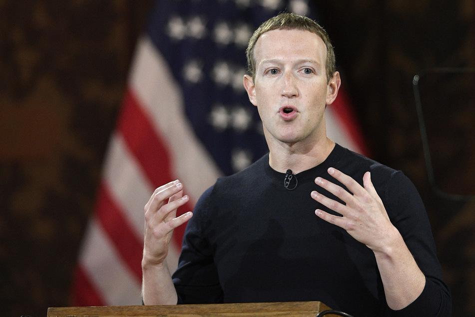 Facebook-Gründer Mark Zuckerberg (36) hat Trump lange auf Facebook gewähren lassen, doch nun ist für ihn endgültig eine Grenze überschritten worden.