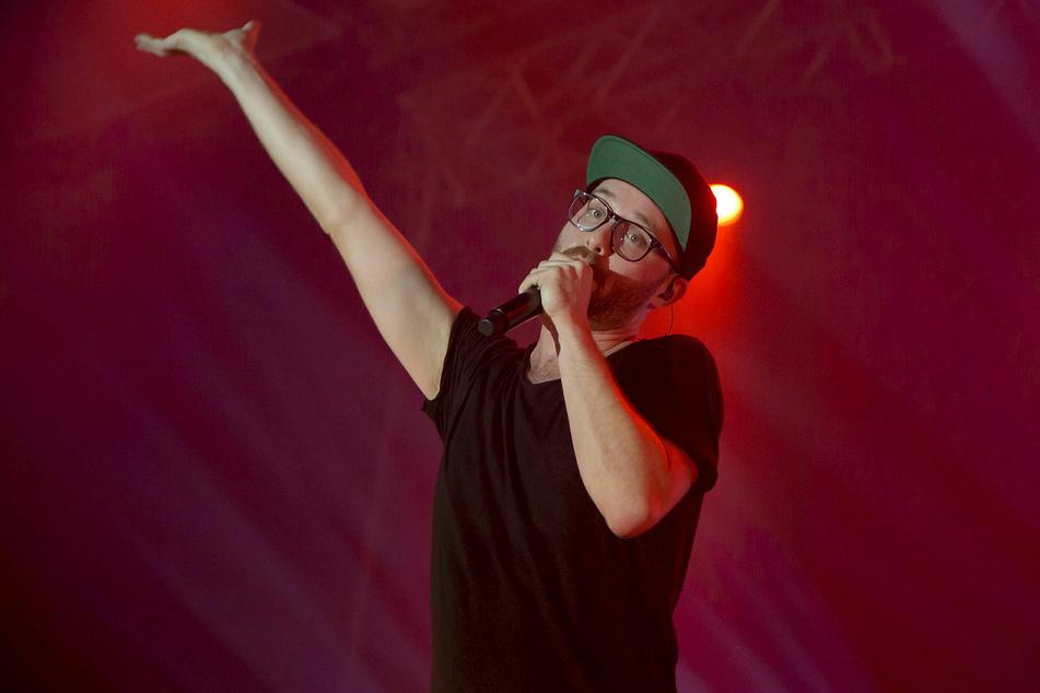 Sänger Mark Forster (38) kommt dieses Jahr auch nicht nach Dresden.