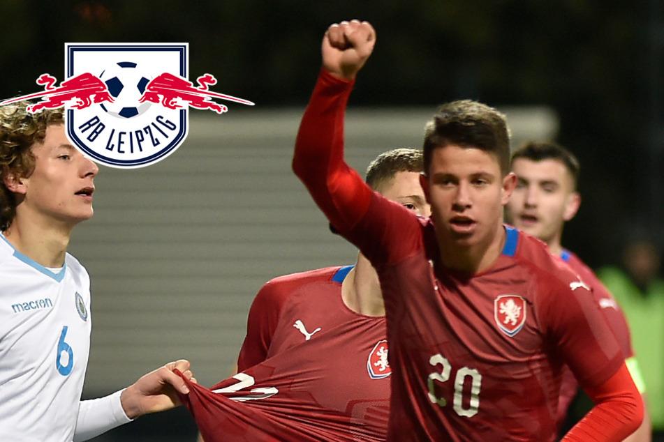 Tschechen-Bubi (17) soll sich für RB Leipzig entschieden haben, BVB geht leer aus