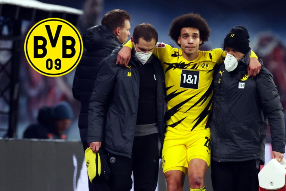 BVB im Verletzungspech: So schwer wiegt der Ausfall von Axel Witsel!