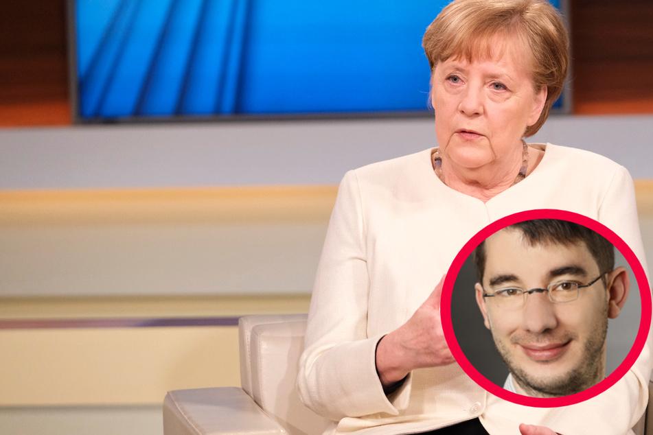 Kommentar zum Merkel-Interview: Nichts als heiße Luft! Scheitert Deutschland an der Corona-Krise?