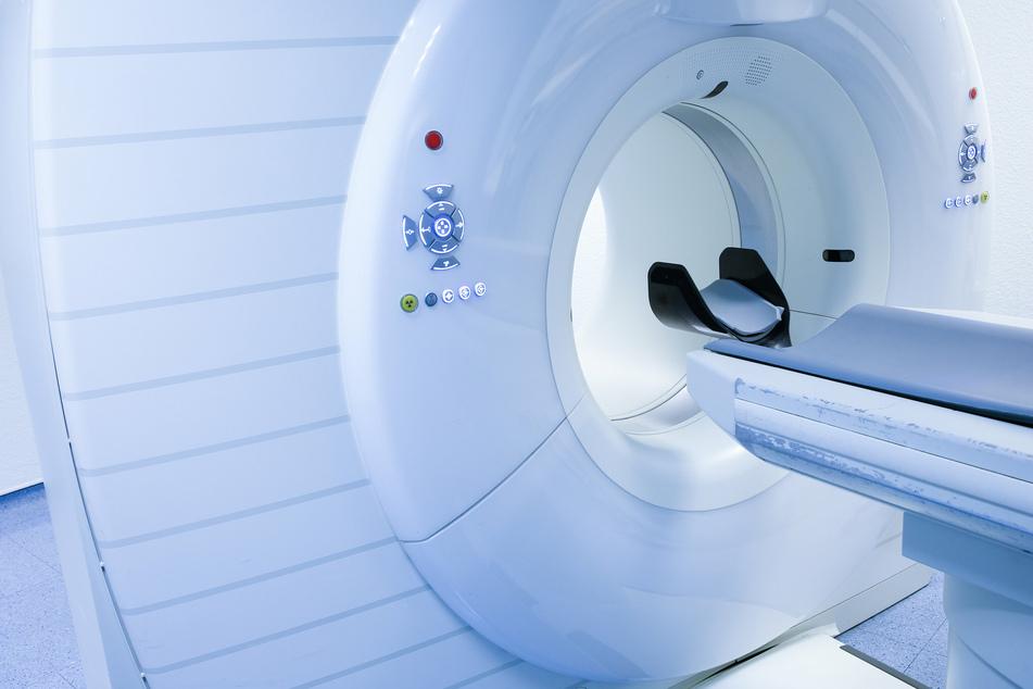 Nach einem CT-Scan wussten die Ärzte was los war: Der Mann hatte einen Schlaganfall erlitten (Symbolbild).