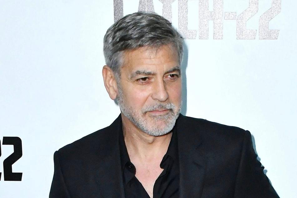 Actor George Clooney (59).