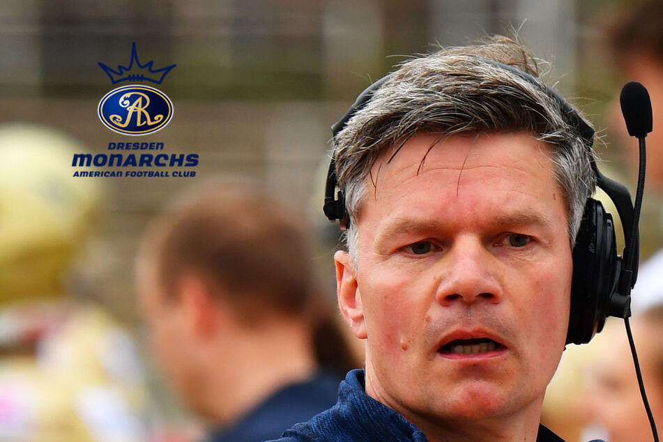 """Starkes Team!"" Monarchs-Coach Ulrich Däuber warnt vor Berlin Rebels"