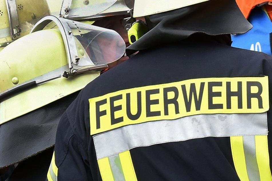 Brand in Landshut: Ein Verletzter, Haus einsturzgefährdet