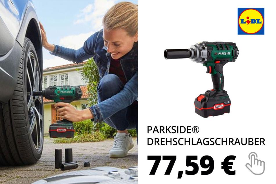 PARKSIDE® Akku-Drehschlagschrauber »PASSK 20-Li A1«