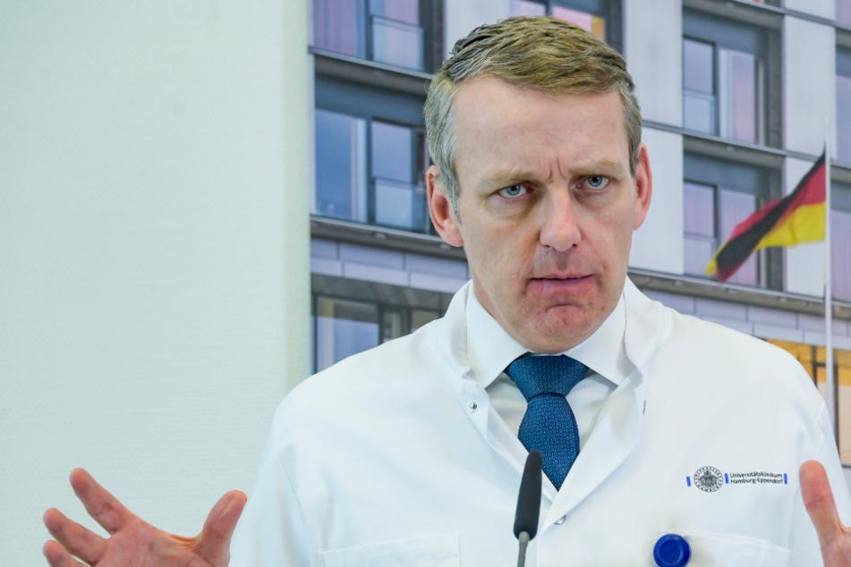 """Intensivmedizin-Chef fordert harten Lockdown: """"Kriegen das nicht in den Griff"""""""