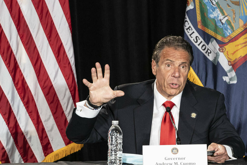 Governor Andrew Cuomo denies all allegations of acting in a sexually inappropriate way.