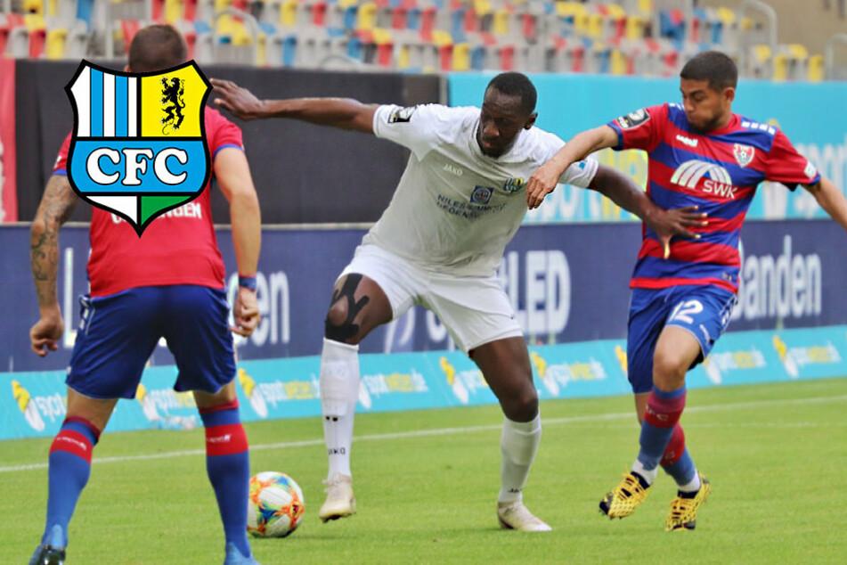 Kurz vor Spielende: Dejan Bozic rettet CFC gegen Uerdingen ganz wichtigen Punkt!