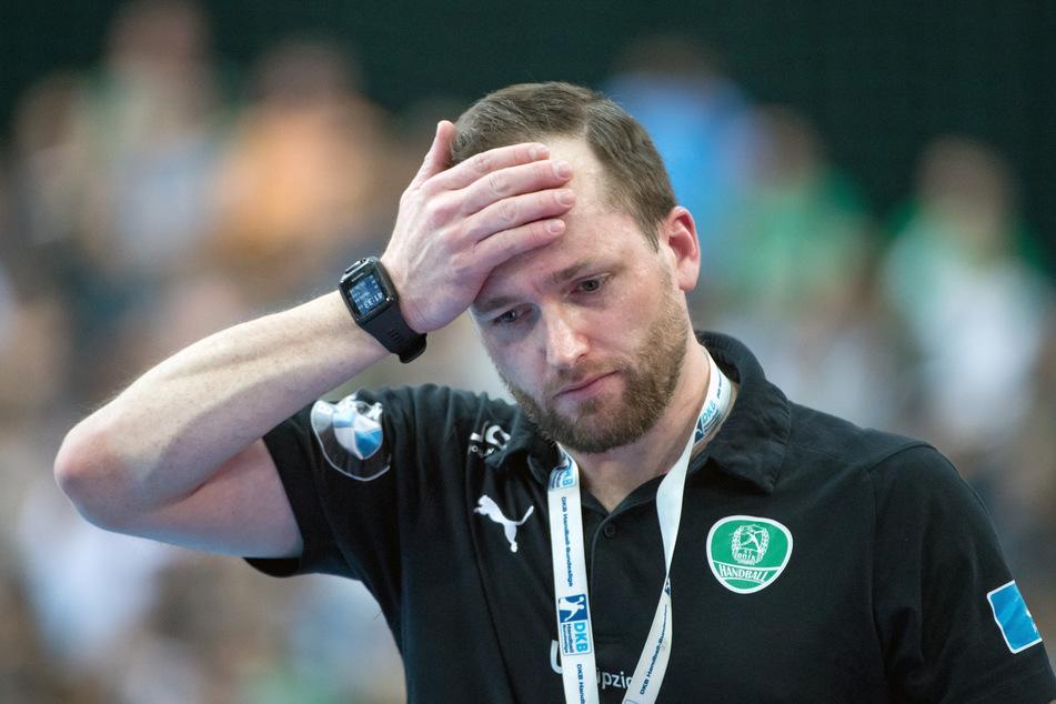 Der positiv auf das Coronavirus getestete Cheftrainer André Haber (34) sei inzwischen wieder auf dem Weg der Besserung.