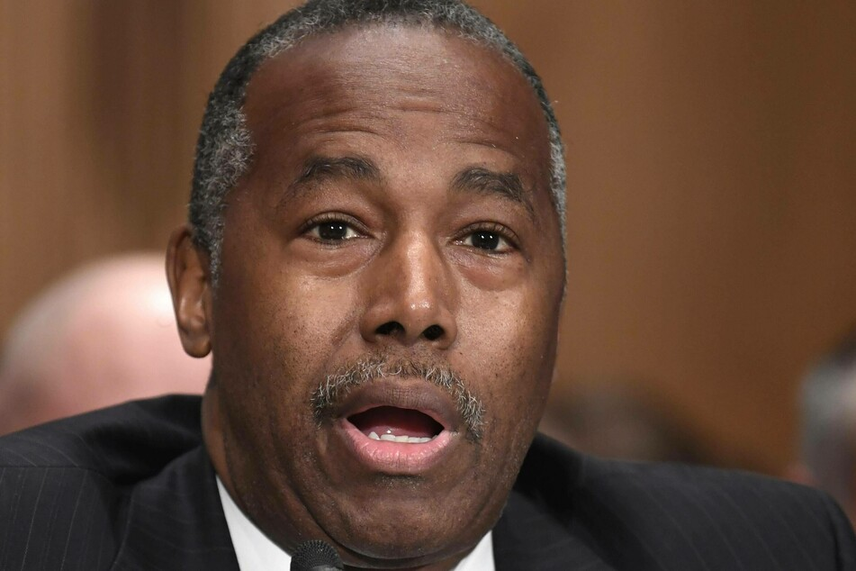 Ben Carson (69) served as Secretary of Housing and Urban Development from 2017 to 2021.