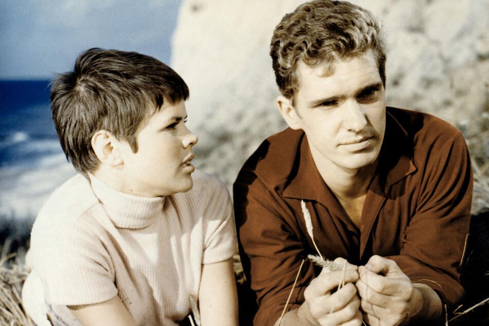 Sie waren DAS DDR-Traumpaar: Frank Schöbel und Chris Doerk, spielen die Hauptrollen in diesem kultigen DEFA-Filmmusical.