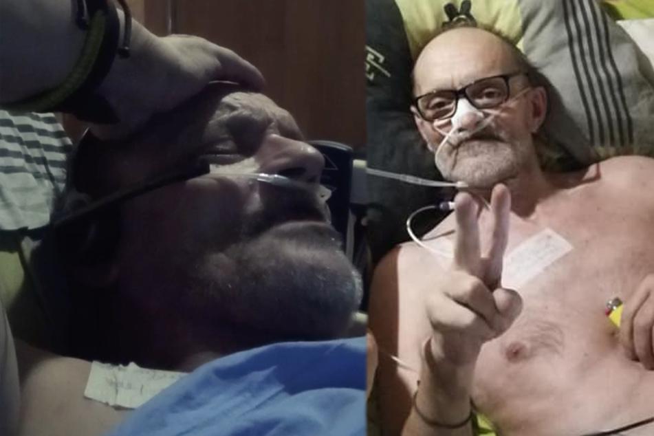 57-Jähriger will Tod aus Protest live auf Facebook übertragen