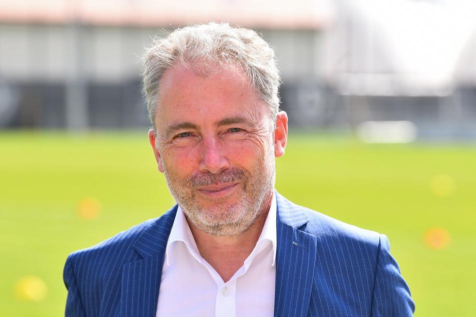 Dynamos kaufmännischer Geschäftsführer Jürgen Wehlend (55) wollte sich zuletzt noch nicht zu einem möglichen Sararer-Transfer äußern.