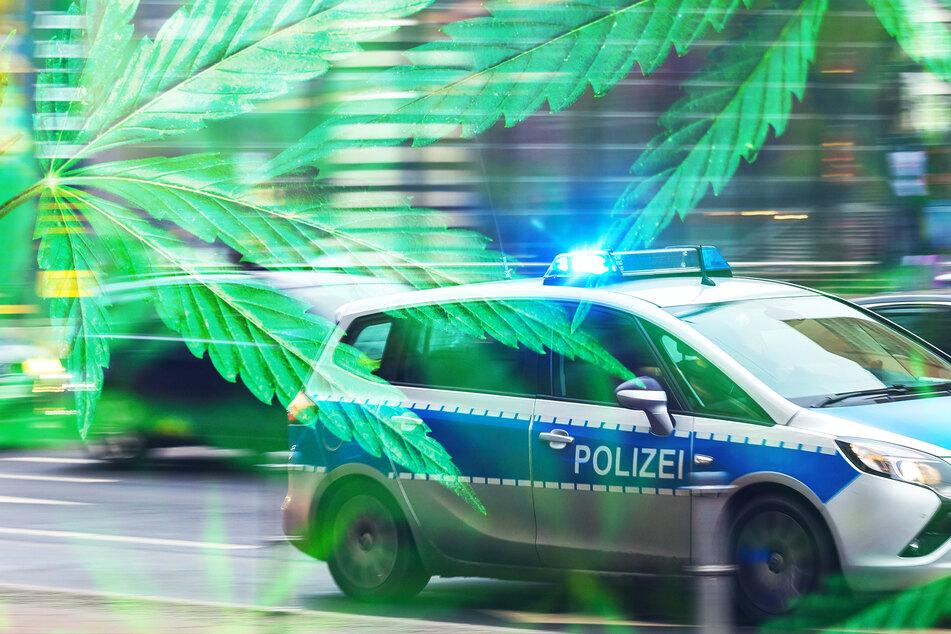 Die Polizisten durchsuchten am Donnerstagmorgen das Grundstück des 40-jährigen Radebeulers. (Symbolbild)