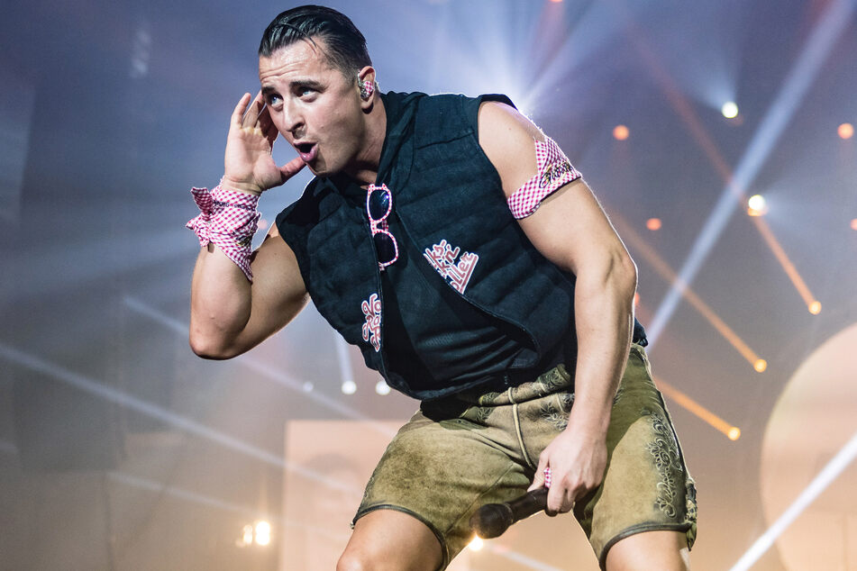 Andreas Gabalier News