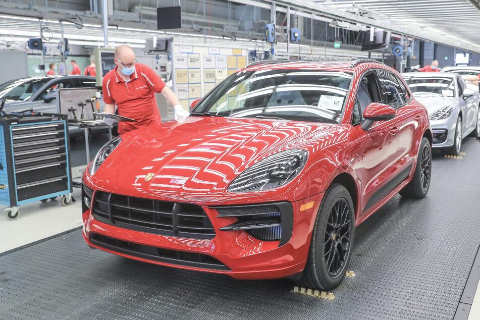 Porsche plant Zusammenarbeit zur Herstellung von Hochleistungsbatterien