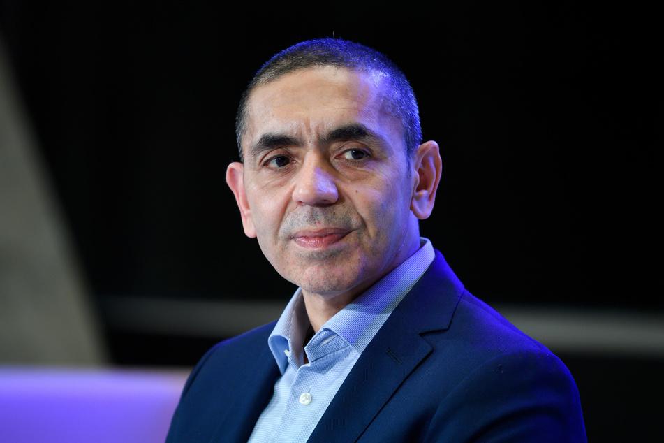 Biontech-Chef Uğur Şahin (55).