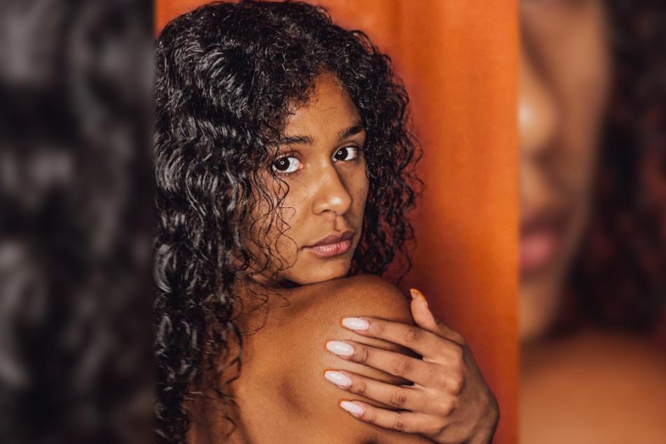Das Foto zeigt einen Screenshot aus dem Instagram-Profil von Model und Tänzerin Lijana Kaggwa (24).