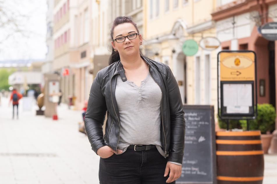 Kerstin Rogge (31) konnte bisher vermeiden, eine Stundung ihrer Miete beantragen zu müssen.